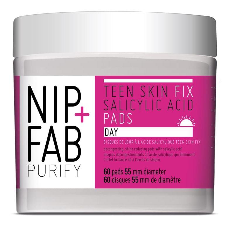 Nip+Fab Teen Fix Salicylic Acid Day Pads