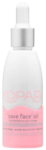 Kopari Beauty Save Face Oil