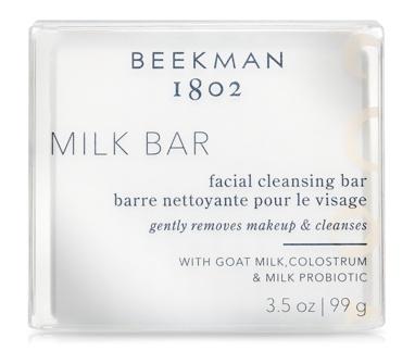 Beekman 1802 Milk Bar Probiotic Facial Cleansing Bar
