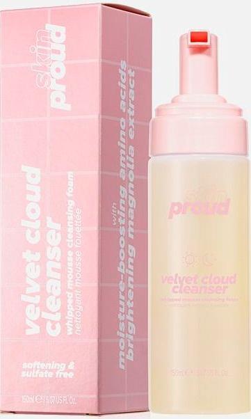 SKIN PROUD Velvet Cloud  Cleanser