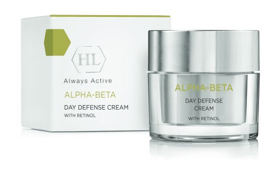 Holy land Alpha-Beta & Retinol Day Defense Cream