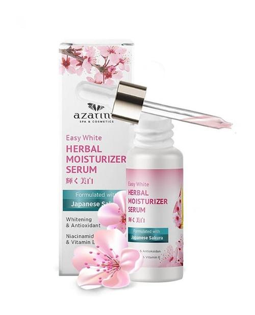 Azarine Easy White Moisturizer Herbal Serum