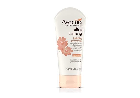Aveeno Ultra-Calming Hydrating Gel Cleanser