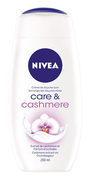 Nivea Care & Cashmere Shower Cream
