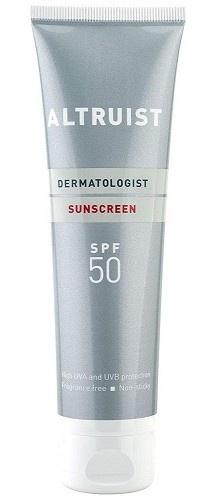 Altruist Dermatologist Sunscreen Spf 50