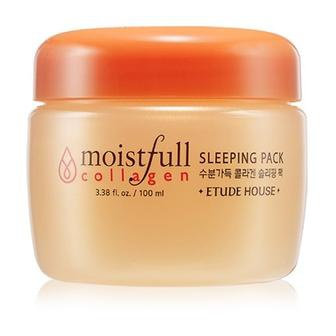Etude House Moistfull Collagen Sleeping Mask