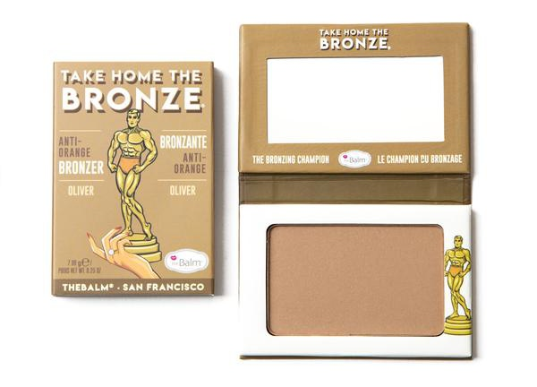 theBalm Take Home The Bronze Shade: Oliver