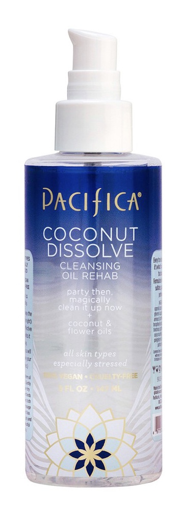Pacifica Coconut Dissolve Cleansing Oil Rehab