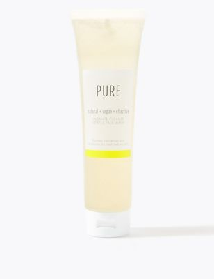 Pure Ultimate Cleanse Gentle Face Wash