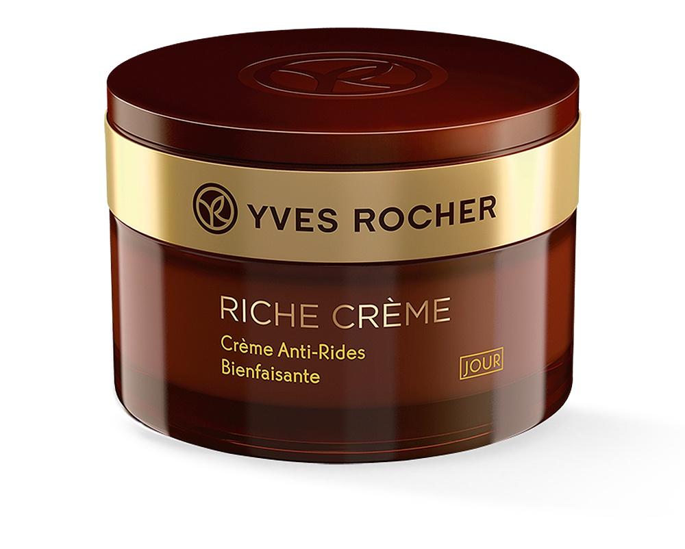 Yves Rocher Riche Creme Crema Anti Arrugas Nutricion