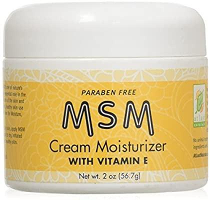 At Last Naturals MSM Enhance Cream