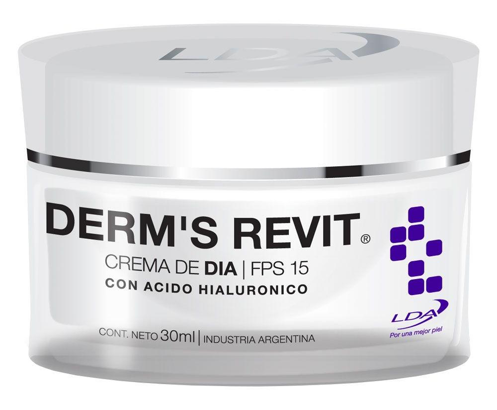 LDA Derm's Revit Crema De Día