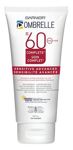 Garnier Ombrelle Complete Sensitive Advanced SPF 60