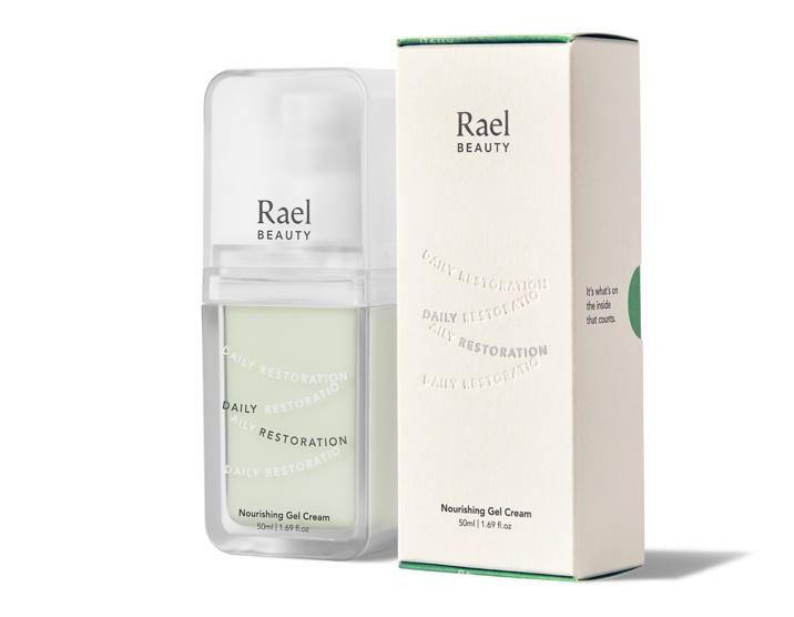 Rael Daily Restoration Nourishing Gel Cream
