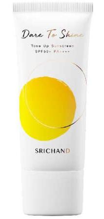 Srichand Dare To Shine Tone Up Sunscreen
