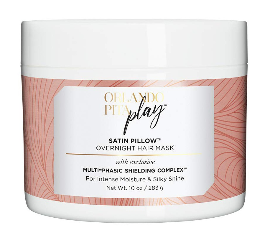 Orlando Pita Satin Pillow Overnight Hair Mask