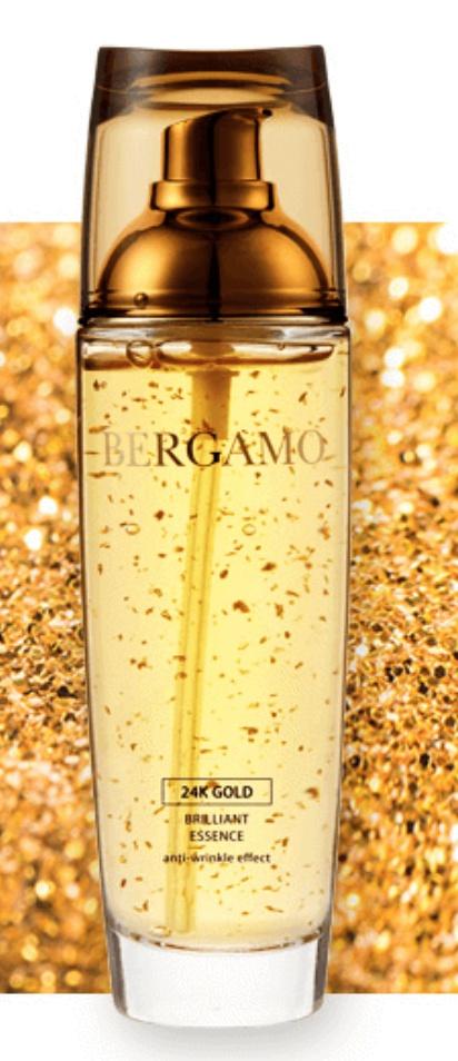 Bergamo 24K Gold Brilliant Face Essence
