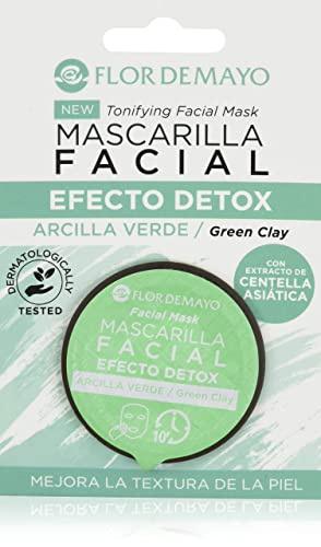 Flor de mayo Mascarilla Facial Efecto Detox