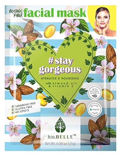 Biobelle #Staygorgeous Facial Mask