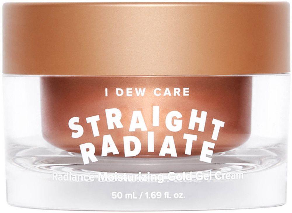 I Dew Care Straight Radiate Radiance Moisturizing Gold Gel Cream