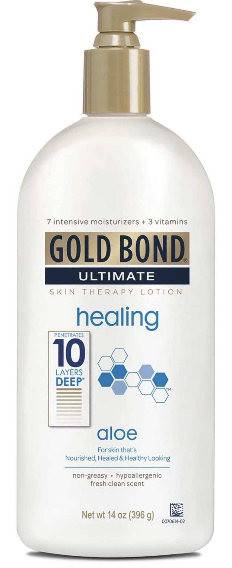 Gold Bond Ultimate Healing W Aloe | Canada