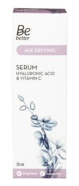 Be Better Age Defying Vitamin C Serum