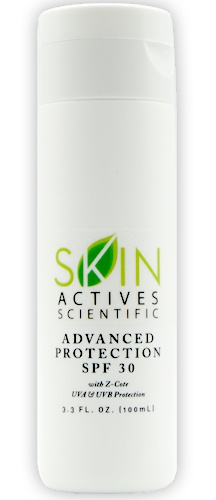 Skin Actives Sunscreen - Spf 30 Advanced Protection