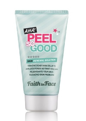 Faith in Face Aha Peel So Good