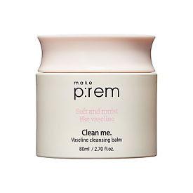 Make P:rem Clean Me. Vaseline Cleansing Balm