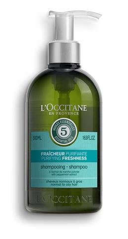 L´Occitane Aromachologie Purifying Freshness Shampoo