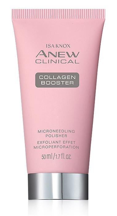 Avon Anew Clinical Isa Knox Collagen Booster Microneedling Polisher