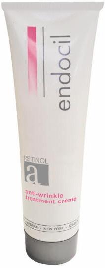 Endocil Retinol A-Anti Wrinkle Creme