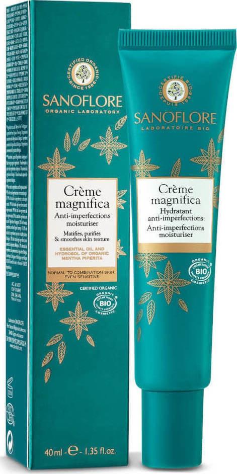Sanoflore Crème Magnifica Anti-Imperfections Moisturiser