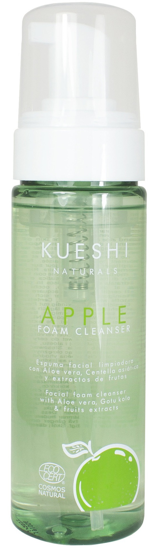 KUESHI NATURALS Apple Foam Cleanser