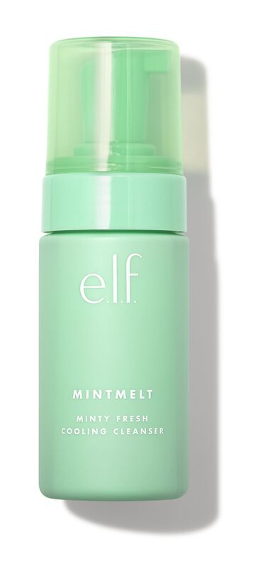 elf Mint Melt Minty Fresh Cooling Cleanser