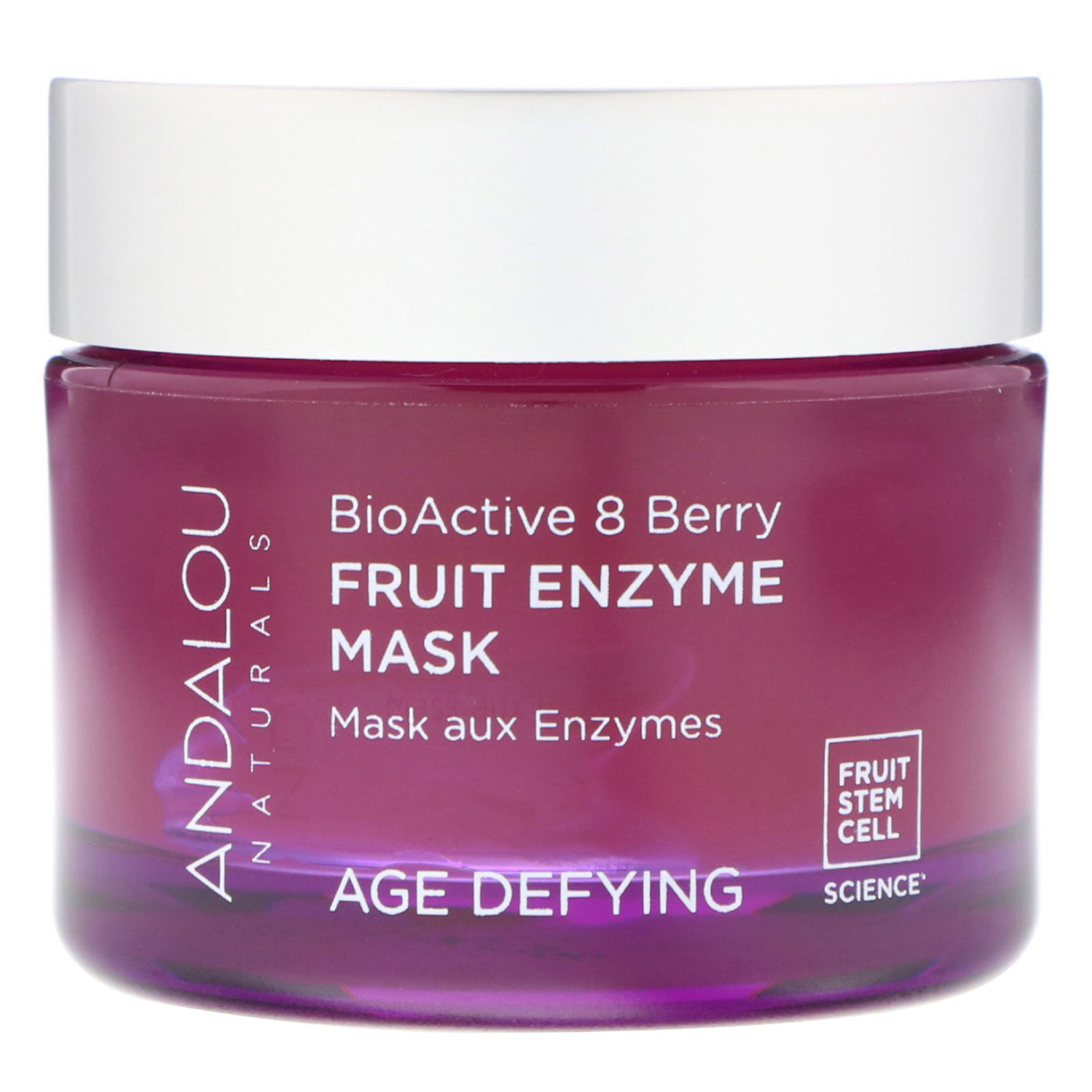 Andalou Bioactive Berry Fruit Enzyme Mask