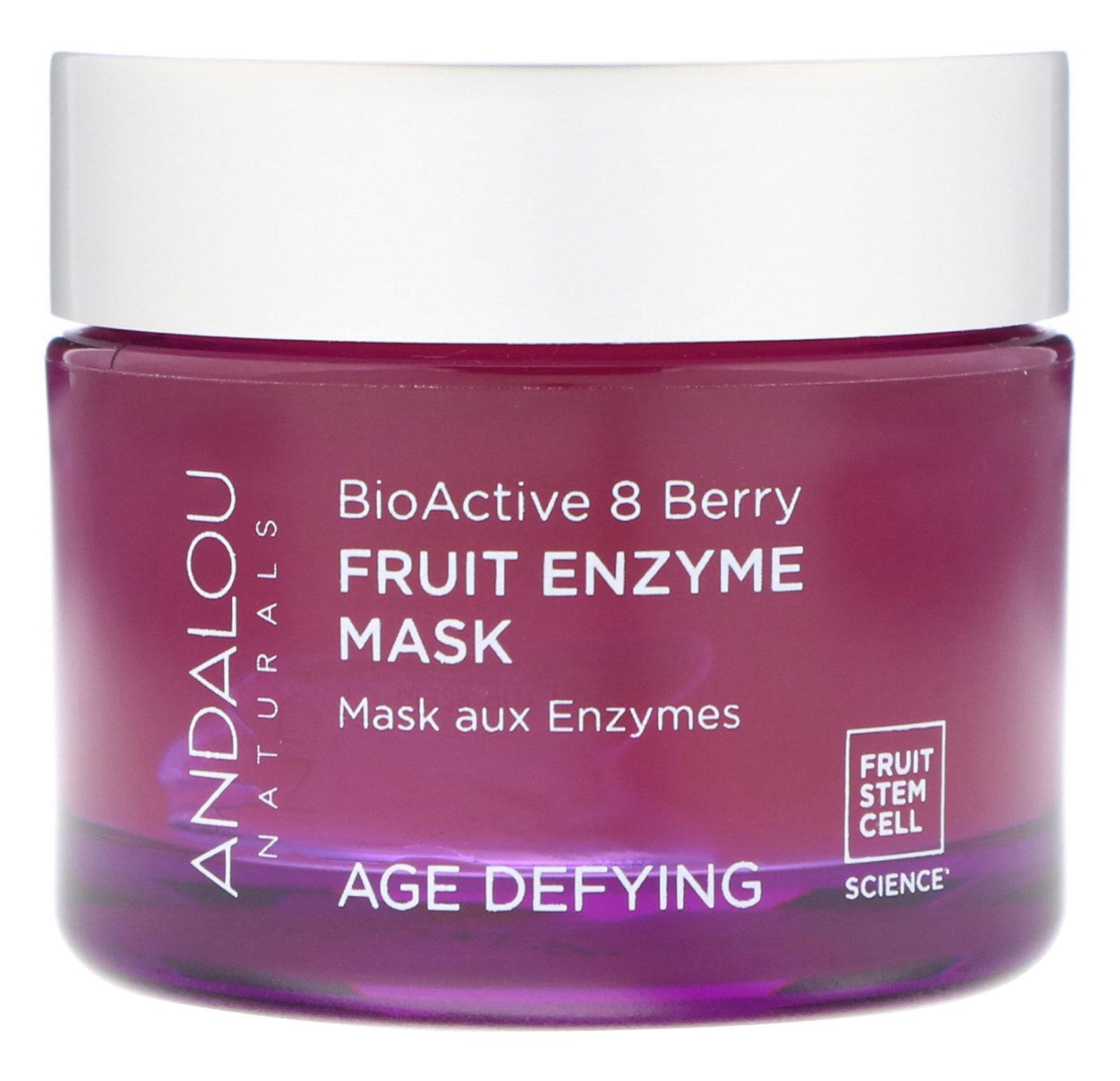 Andalou Bioactive Berry Fruit Enzyme Mask