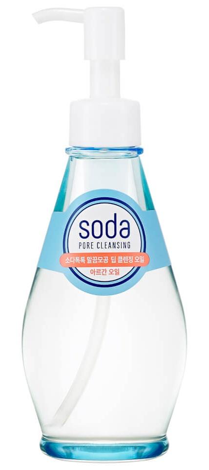 Holika Holika Soda Pore Deep Cleansing Oil
