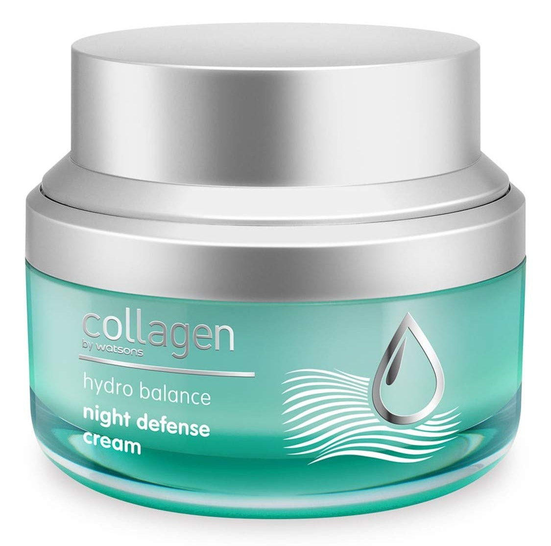 Watsons Collagen By Watsons Hydro Balance Night Defense Cream