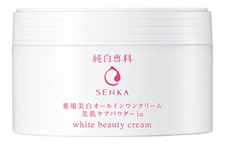 Senka White Beauty Glow UV Cream
