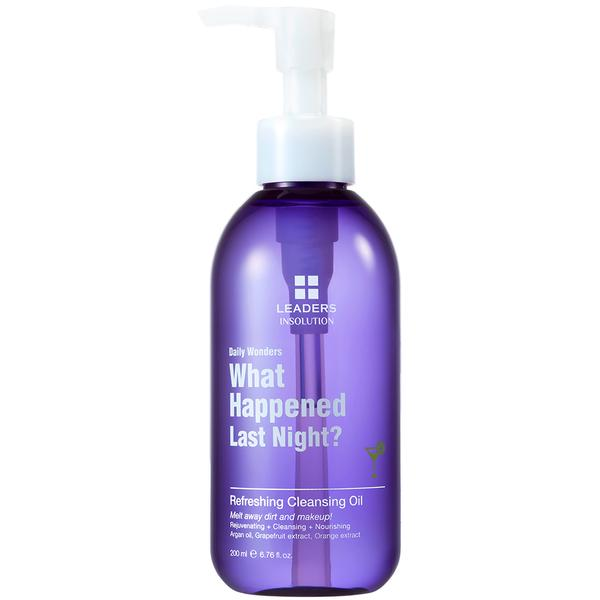 Leaders Daily Wonders What Happened Last Night Cleansing Oil
