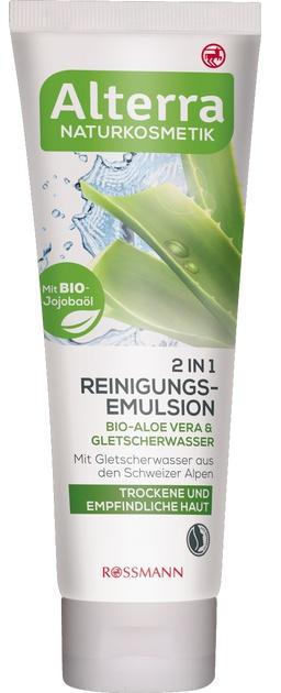 Alterra 2-In-1 Reinigungsemulsion