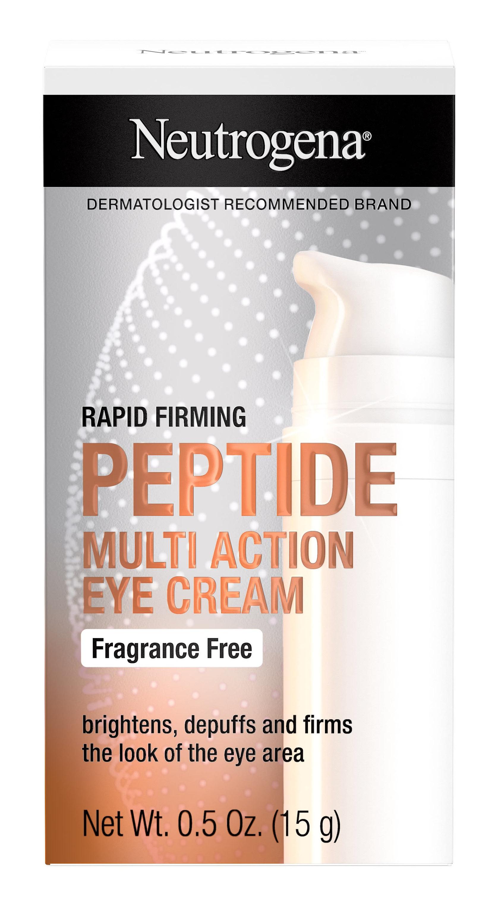 Neutrogena Rapid Firming Peptide Multi Action Eye Cream