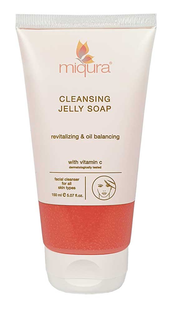 Miqura Cleansing Jelly Soap