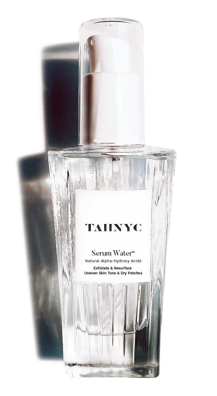 TAHNYC Natural AHAs Serum Water