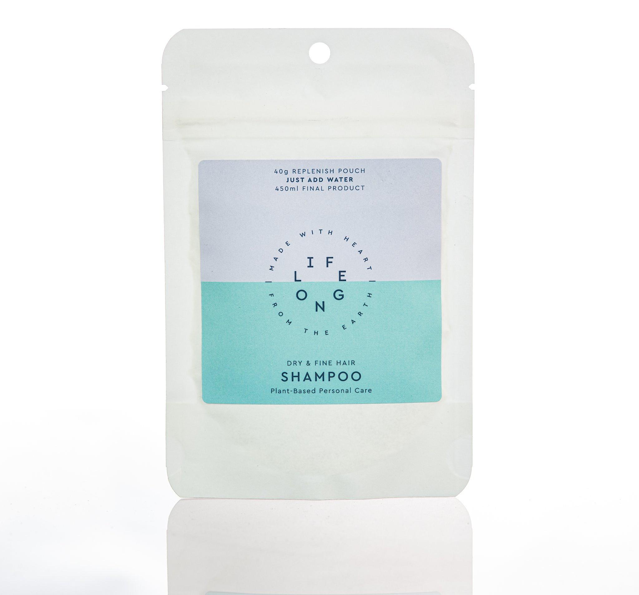 Lifelong Zero Waste Shampoo (Refill)