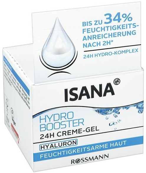 Isana Hydro Booster 24H Cream-Gel