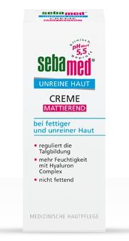 Sebamed Impure Skin Cream Mattifying