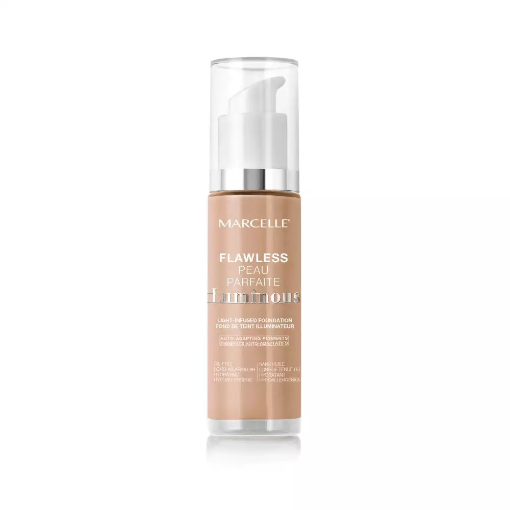 Marcelle Flawless Luminous Foundation