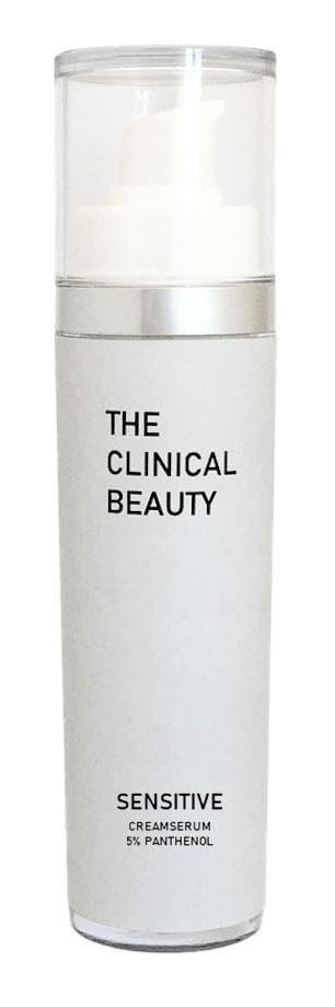 THE CLINICAL BEAUTY sensitive creamserum 5% panthenol